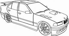 Malvorlagen Auto Tuning Bmw 325i Tuning Sport Car Coloring Page Sports Coloring