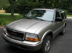 old car owners manuals 2001 gmc jimmy auto manual purchase used 2001 gmc jimmy slt sport utility 4 door 4 3l in lake bluff illinois united states