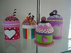 como hacer un cupcake de fomi cupcakes de foami fofuchas pinterest