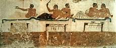 banchetto etrusco una delle scoperte archeologiche pi 249 singolari la tomba