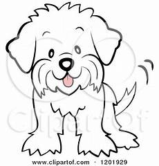 royalty free rf puppy clipart illustrations vector