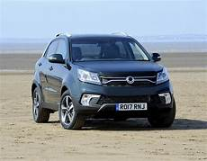 Ssangyong Korando 2017 New Design Price Specs And