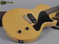 tv yellow les paul jr 1955 gibson les paul junior tv yellow vi55gilpjuntv511786