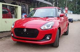 New Maruti Swift 2018 Launch In January Expected Pricing
