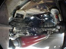 Subaru With Porsche Engine