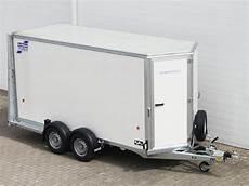 pkw anhänger koffer iforwilliams pkw anh 228 nger koffer 125g 147x364x183 2 7t