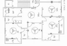 create floor plan and electrical drawing in autocad 2d by aurojit mandal