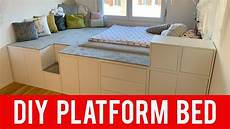 Ikea Diy Hack Platform Bed