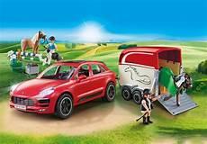 Porsche Macan Gts 9376 Playmobil