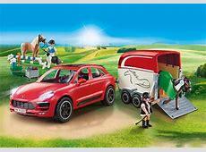 Porsche Macan GTS   9376   PLAYMOBIL® België