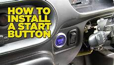how to start and stop a car youtube how to install a start button youtube