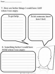 cbt children s emotion worksheet series 7 worksheets for dealing cbt worksheets therapy