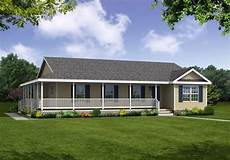 ranch house plans with wrap around porch this ranch style home s most notable feature is the