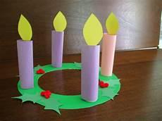 Advent Wreath Children S Craft Kit