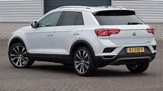 Volkswagen New 2018 T Roc Sport White Silver Metallic 19