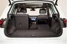 vw tiguan allspace kofferraumvolumen vw tiguan 2016 innen kofferraum der neue tiguan 2016