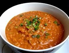 Rote Linsen Curry Schulz Margrander Chefkoch De