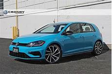 Used 2018 Volkswagen Golf R 5 Dr 2 0t 4motion At Dsg For
