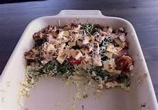 brokkoli schinken auflauf brokkoli auflauf mit schinken und schafsk 228 se rezept mit
