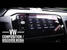 2017 vw composition media discover media infotainment