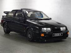 Used 1987 Ford Sierra 20 RS Cosworth 500 3dr For Sale In