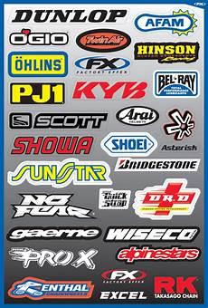 auto sticker logo vector set ai svg eps vector free