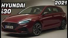novo hyundai i30 2021 tem visual agressivo e motor 1 5