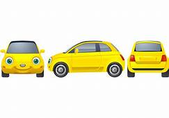 Yellow Car  Download Free Vector Art Stock Graphics & Images