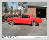 1965 Ford Mustang Classic Car  Cars