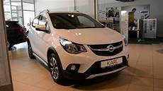 2018 new opel karl rocks exterior and interior