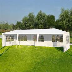 10 x30 party wedding outdoor patio tent canopy heavy duty gazebo pavilion event ebay