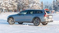 drive review the 2020 volvo v60 cross country is
