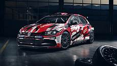 Wrc Comeback With Volkswagen Petter Solberg To Drive The