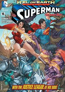 superman vol 3 16 cover art by kenneth rocafort