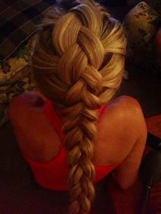 Wide Braid wide braid rapunzelism braids