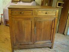 meuble ancien d occasion buffet bas 2 portes ancien