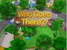 Backyardigans Yeti Call by Who Goes There The Backyardigans Wiki Fandom Powered