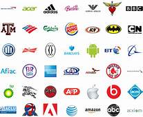 1000 Logos  The Famous Brands And Company In World