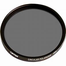 58mm Circular Polarizing Filter With Lens by Tiffen 58mm Circular Polarizing Filter 58cp B H Photo