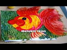Finger Painting Untuk Paud Quot Gambar Ikan Quot