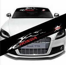 sun mobil cars reflective front windshield decal window car vinyl banner