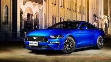 2018 Ford Mustang 4k 8k 5120x2880