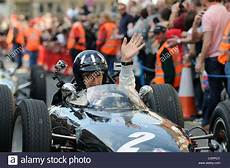 Damon Hill Racing Stockfotos Damon Hill Racing Bilder