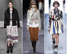 Fall Winter 2016 2017 Fashion Trends Fashionisers