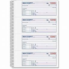 walmart com receipt wirebound money rent receipt books walmart com