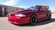 1995 mustang gt convertible youtube