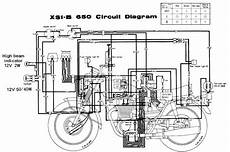 can someone please send a quot wiring diagram quot for a 1971 yamaha 650 xs chopper