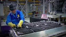 bmw i3 production battery assembly