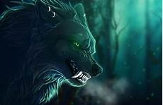 cool green wolf wallpaper wolf hd wallpaper background image 2300x1500 id