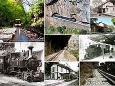 trenino a cremagliera la grecia in italia il trenino a cremagliera di